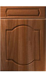 unique denham opera walnut kitchen door