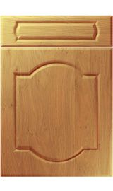 unique denham winchester oak kitchen door