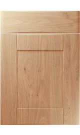 unique denver light winchester oak kitchen door