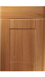 unique denver natural aida walnut kitchen door