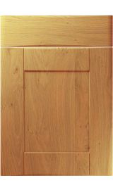 unique denver winchester oak kitchen door