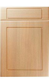 unique esquire light ferrara oak kitchen door