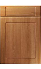 unique esquire natural aida walnut kitchen door