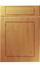 unique esquire winchester oak kitchen door