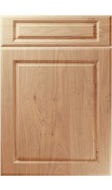 unique fenwick light winchester oak kitchen door
