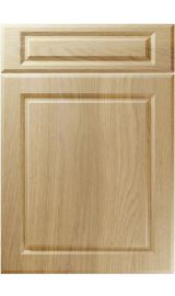 unique fenwick lissa oak kitchen door