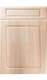 unique fenwick moldau acacia kitchen door