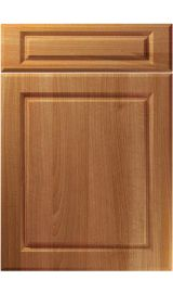 unique fenwick natural aida walnut kitchen door