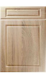 unique fenwick sonoma oak kitchen door