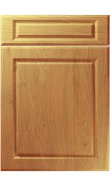 unique fenwick winchester oak kitchen door