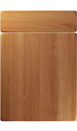 unique genoa natural aida walnut kitchen door