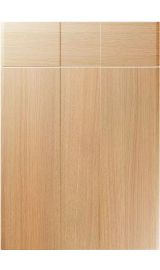 unique grove light ferrara oak kitchen door