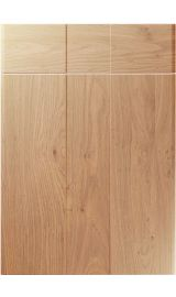 unique grove light winchester oak kitchen door