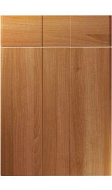 unique grove natural aida walnut kitchen door