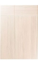 unique grove white avola kitchen door