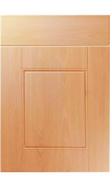 unique henlow ellmau beech kitchen door