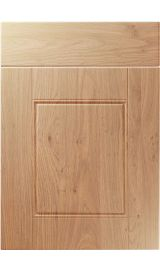unique henlow light winchester oak kitchen door