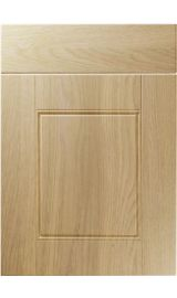 unique henlow lissa oak kitchen door