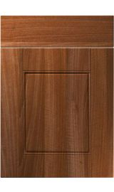 unique henlow opera walnut kitchen door