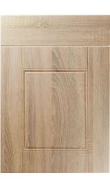 unique henlow sonoma oak kitchen door