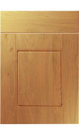 unique henlow winchester oak kitchen door