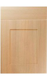 unique johnson light ferrara oak kitchen door