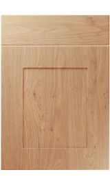 unique johnson light winchester oak kitchen door