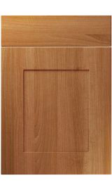 unique johnson natural aida walnut kitchen door
