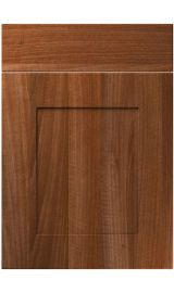 unique johnson opera walnut kitchen door