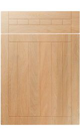 unique juliette montana oak kitchen door