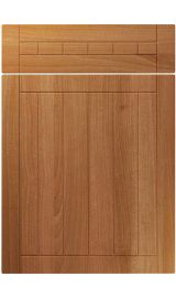 unique juliette natural aida walnut kitchen door