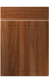 unique juliette opera walnut kitchen door