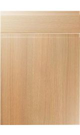 unique kendal light ferrara oak kitchen door