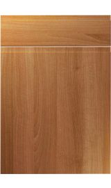 unique kendal natural aida walnut kitchen door