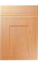 unique keswick ellmau beech kitchen door