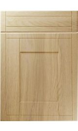 unique keswick lissa oak kitchen door