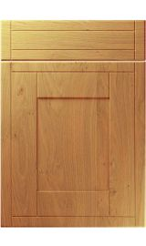 unique keswick winchester oak kitchen door