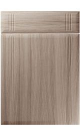 unique linea driftwood kitchen door