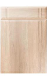 unique linea moldau acacia kitchen door