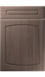 unique madrid brown grey avola kitchen door