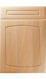 unique madrid montana oak kitchen door