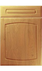 unique madrid winchester oak kitchen door
