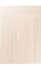 unique manhattan white avola kitchen door