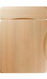 unique metropole light ferrara oak kitchen door