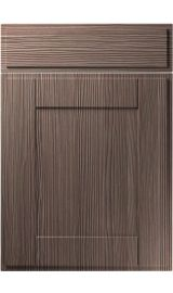 unique new england brown grey avola kitchen door