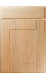 unique new england light ferrara oak kitchen door
