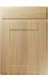 unique new england lissa oak kitchen door