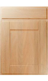 unique new england montana oak kitchen door