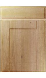 unique new england odessa oak kitchen door