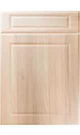 unique new fenland moldau acacia kitchen door